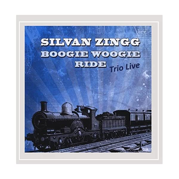 Boogie Woogie Ride (Live)の商品画像