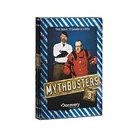 Mythbusters: Season 3 [DVD] [Import]