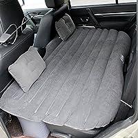 SUVエアベッドカーインフレータブルマットレストラベルバックシートキャンプリアシートマットクッションカーショックベッド