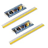 HiLetgo 2個セット STM32F103C8T6 ARM STM32 Minimum システム 開発ボードモジュール Arduinoと互換