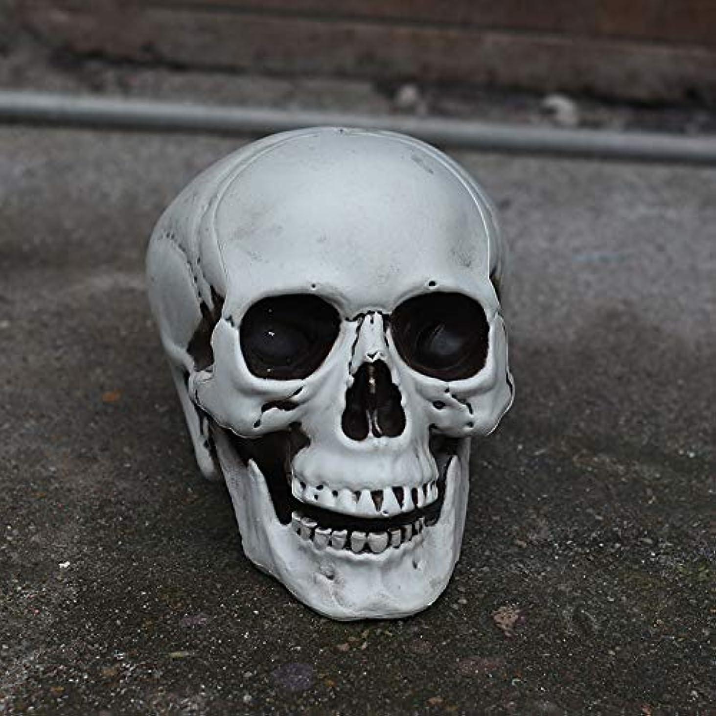 うまれた詐欺クランプETRRUU HOME ハロウィーンホラーシミュレーションスカル装飾品全体おかしいおもちゃバーお化け屋敷秘密の部屋怖い装飾小道具