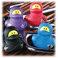 Assorted Ninja Rubber Duckies by Martial Arts Gear [並行輸入品]