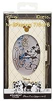 サンクレスト iDress iphone7/6s/6 4.7インチ対応 Disney Characters ビジューダイアリーカバー ミッキーマウス iP7-DN39