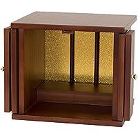 クロシオ 小型仏壇 ちいさやか 改訂版 幅30cm ミニ仏壇 095499
