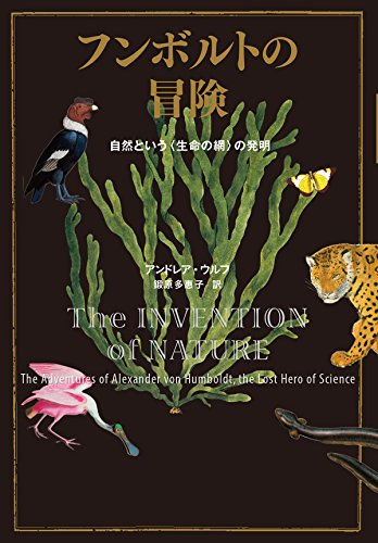 『フンボルトの冒険 自然という<生命の網>の発明』 多事多難な探検と、そこから芽生えたアイデアの数々