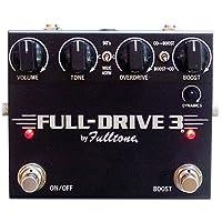 Fulltone [フルトーン] FULL-DRIVE 3 (正規輸入品)