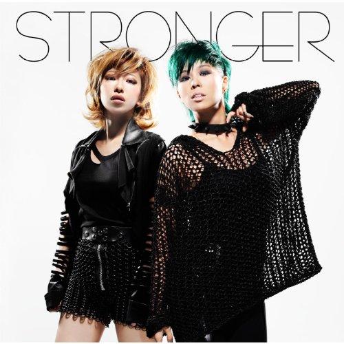 STRONGER [feat. 加藤ミリヤ]