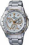 [カシオ]CASIO 腕時計 OCEANUS オシアナス Classic Line クラシックライン タフソーラー 電波時計 OCW-M800TGJ-7AJF