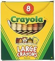Crayola Multicultural Large Crayons