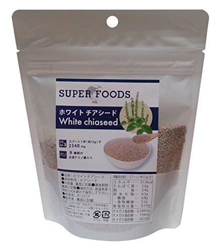 FOODS ホワイトチアシード150g