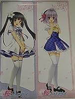 桜ノーリプライ 発売記念イベント販売 B2半裁ポスター 5枚セット