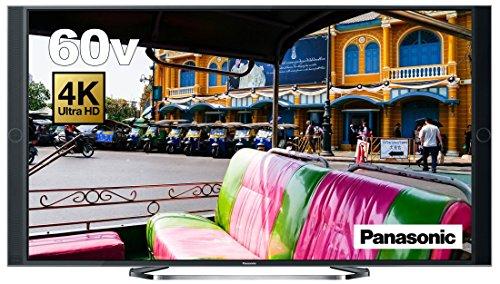 パナソニック 60V型 4K対応 液晶テレビ HDR対応 ハイレゾ音源対応 VIERA 2番組同時裏録対応 TH-60EX850