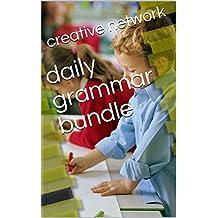 daily grammar bundle