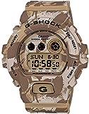 [カシオ]CASIO 腕時計 G-SHOCK Camouflage Series デザートカモ GD-X6900MC-5JR メンズ