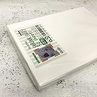 プラバン doArtオリジナルプラバン透明0.2 B6 50枚入りアーティストパック