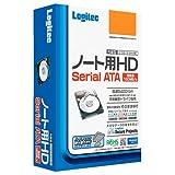 ロジテック 2.5型内蔵HDD Serial ATA 320GB 【PlayStation3 動作確認済み】LHD-NA320SAK