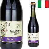 【お酒】 CECI ランブルスコ セッコ ジュゼッペ・ヴェルディ(赤)IGT 750ml [Lambrusco Secco Giuseppe Verdi][イタリア]