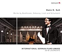 Hans H Suh Plays Beethoven / Debussy / Liszt
