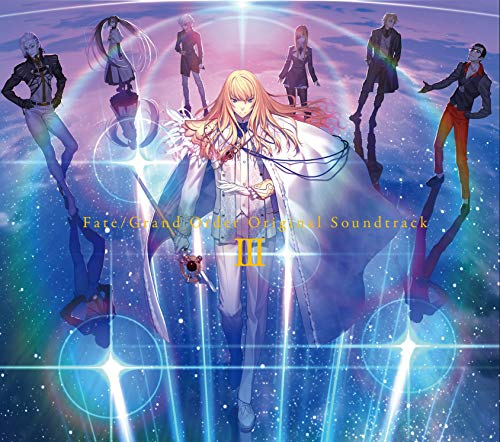 Fate Grand Order Original Soundtrack III(初回仕様限定盤)