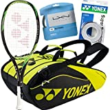 Victoria Azarenka Pro PlayerヨネックスEZONE 100Tennis Racquet and Gearバンドルパック