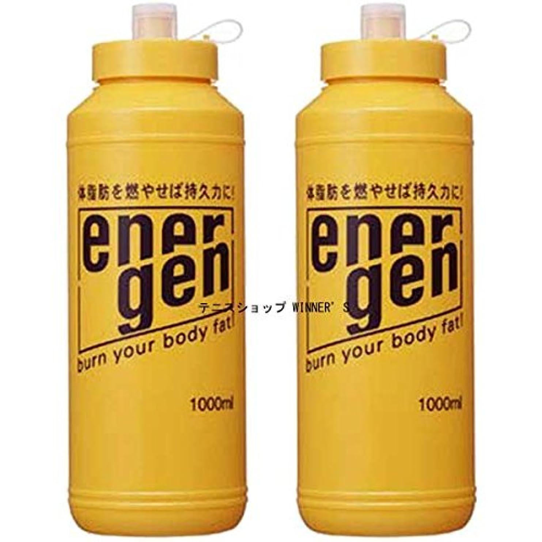 少ない汚染するフェンス大塚製薬 エネルゲン スクイズボトル 1L用×2本 2本セット 55651-2SET