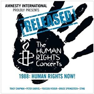 Released: Human Rights Concerts Human Rights