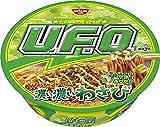 日清食品 焼そば U.F.O. 濃い濃いわさび 112g×12個