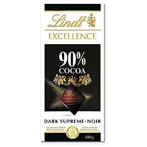 リンツ(Lindt)タブレットチョコレート エクセレンス・90%カカオ