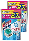 Amazon.co.jp【まとめ買い】 アリエール 洗濯洗剤 液体 パワージェルボール 詰め替え 超お得サイズ 940g (48個入り)×2個