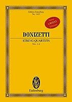 String Quartets Nos. 1-6: New Urtext Edition