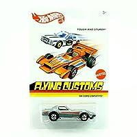 Hot Wheels 2013 Flying Customs Copo Corvette 1:64 Scale