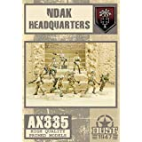 DUST 1947 - Axis NDAK 本部