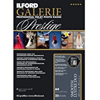 ILFORD 2001784 GALERIE Prestige Smooth Luster Duo - 13 x 19 Inches 25 Sheets [並行輸入品]