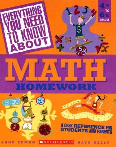 Everything You Need to Know About Math Homeworkの詳細を見る