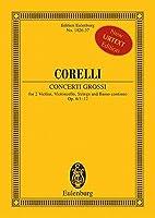 Concerto Grossi Op.6/1-12 (Edition Eulenburg)