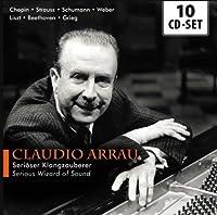 Serioser Klangzauberer / Serious Wizard of Sound by Claudio Arrau (2011-03-08)