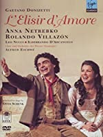 Donizetti - L'Elisir d'Amore/Eschwe Netrebko Villazon Wiener Staatsoper [並行輸入品]