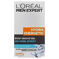 L'Oreal Paris Men Expert Hydra Energetic Post Shave Balm (100ml) L'オラ?アルパリのメンズ専門ヒドラエネルギッシュなポストシェーブバーム( 100ミリリットル) [並行輸入品]