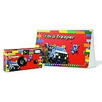 LEGOブロック–私はA Trooper–カメラとフォトアルバムセット( pk108)