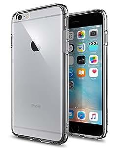 【Spigen】 iPhone6s Plus ケース / iPhone6 Plus ケース, [ 米軍MIL規格取得 落下 衝撃 吸収 ] ウルトラ・ハイブリッド アイフォン6s プラス / 6 プラス 用 耐衝撃 カバー (iPhone6s Plus / iPhone6 Plus,スペース・クリスタル)