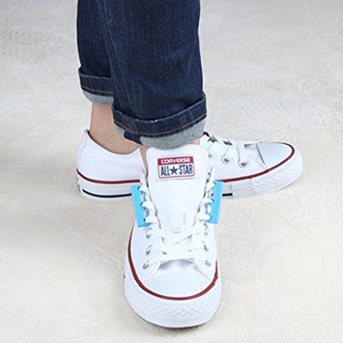 footful 靴ひも バックル ノベルティ 磁気 ワンタッチ マグネット式 靴紐 結ばない 便利 全