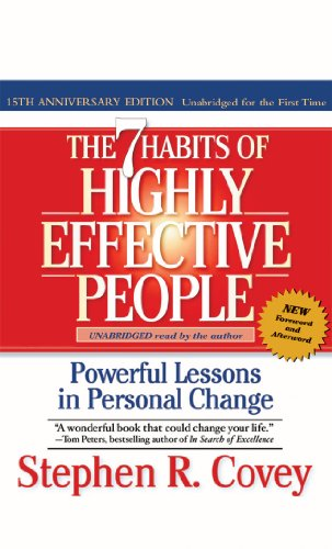 The 7 Habits of Highly Effective People: 15th Anniversity Editionの詳細を見る