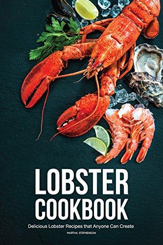 Lobster Cookbook: Delicious Lo...