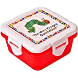 Eric Carle - Very Hungry Caterpillar Snack BoxMeal Time,6 x 10 x 10cm
