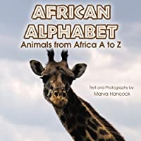 African Alphabet: Animals from Africa A to Z