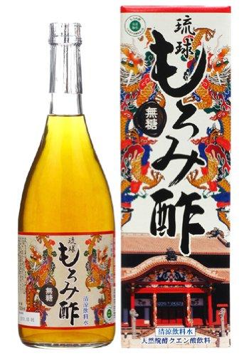 久米仙酒造『もろみ酢 無糖』