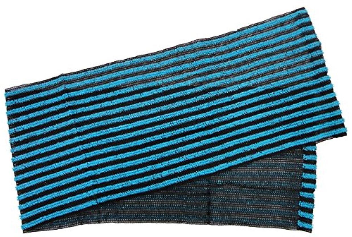 プロトタイプ出力傷つきやすい小久保 『たっぷりの泡立ちサッパリとした洗い心地』 働くオトコのボディタオル 20×110cm 3290