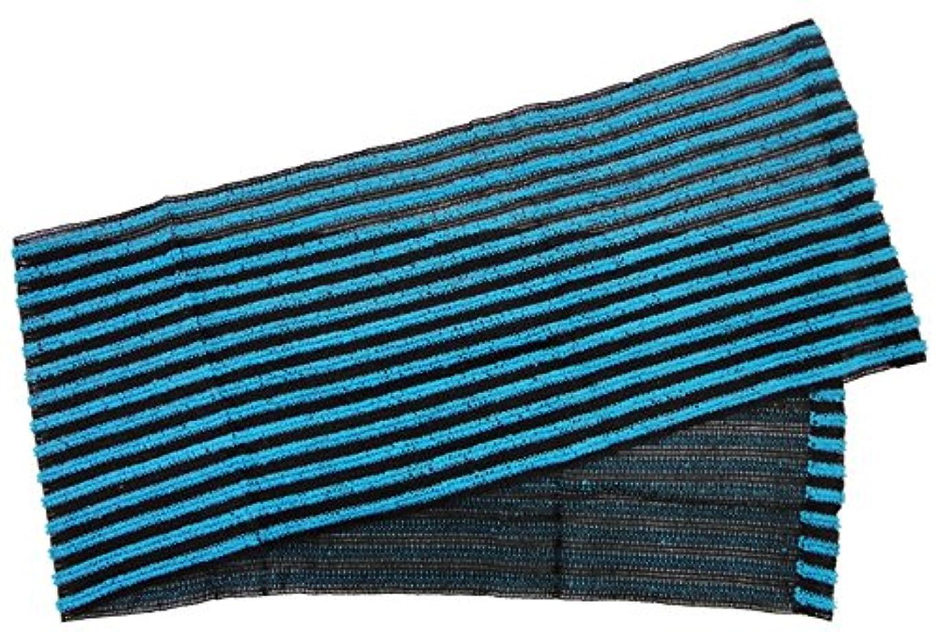 構想するマウント無限小久保 『たっぷりの泡立ちサッパリとした洗い心地』 働くオトコのボディタオル 20×110cm 3290