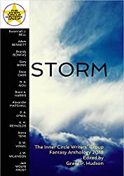 Storm: The Inner Circle Writers' Group Fantasy Anthology 2018 (English Edition)