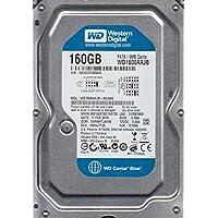 wd1600aajb-00j3a0、DCM earnhtjahn、Westernデジタル160GB IDE 3.5ハードドライブ